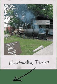 huntsville texas polaroid
