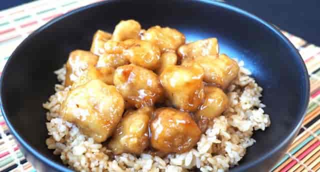 SOJ - Entree Meat Rice
