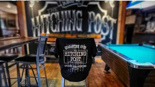 The Hitching Post Open