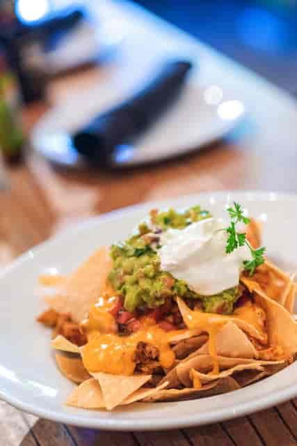 monster nachos