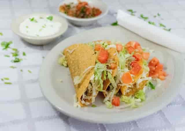 crispy tacos