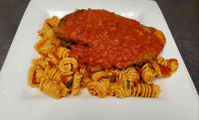 Chicken Parmianan