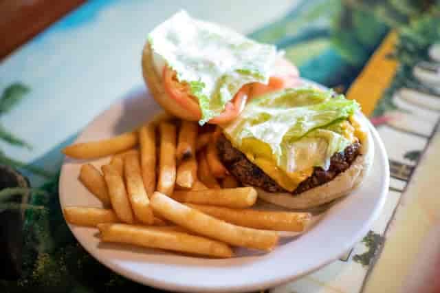 La Palma burger