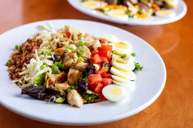 Cobb Chicken Salad