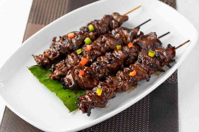 Filipino BBQ Skewers
