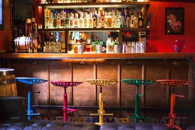 mission cantina bar seating
