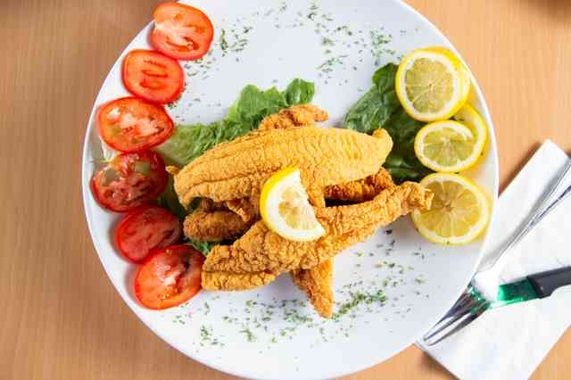 Mississippi catfish meal
