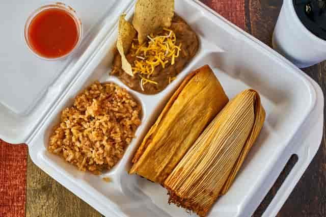 tamales dinner