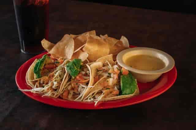 baja tacos grilled