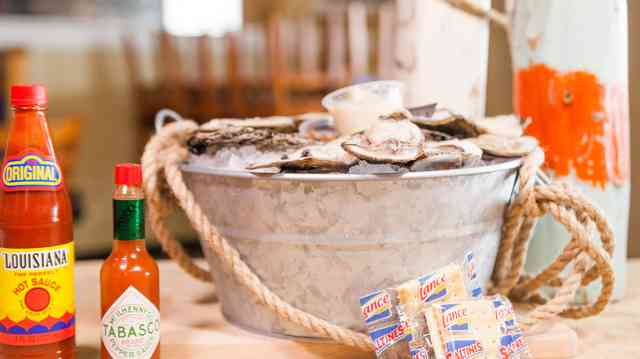 oyster bucket