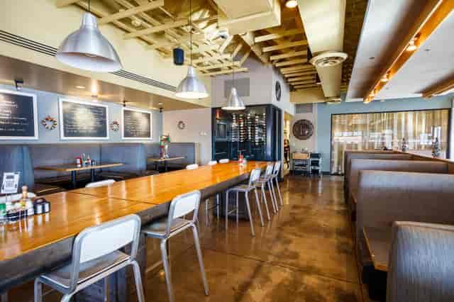 BLD Indoor dining