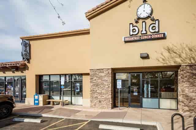 BLD Entrance