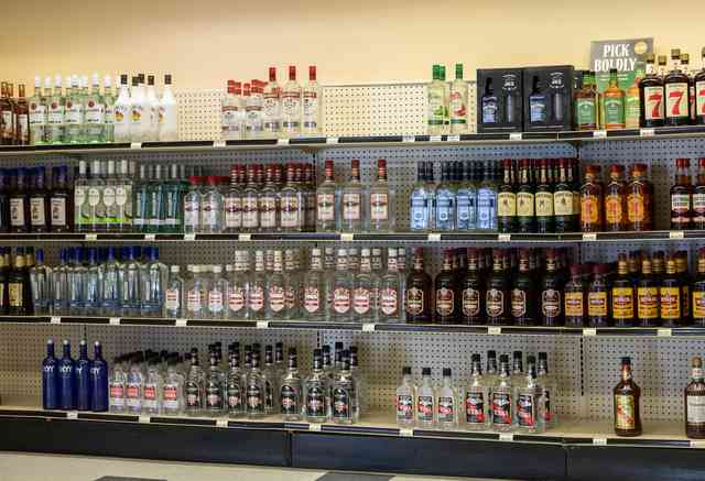 Alcohol Selection