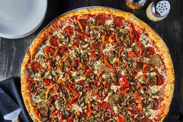 boss pizza