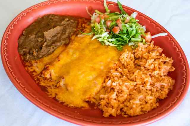 enchiladas