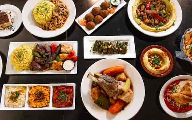 mediterranean dishes
