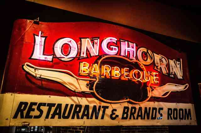longhorn sign