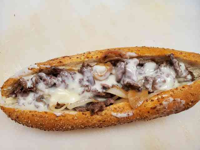 Reefer Cheesesteak