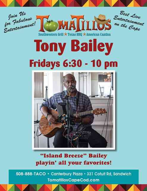 "Tony ""Island Breeze"" Bailey"