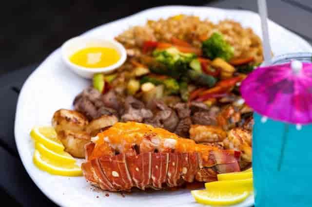 Hibachi Combo Dinner