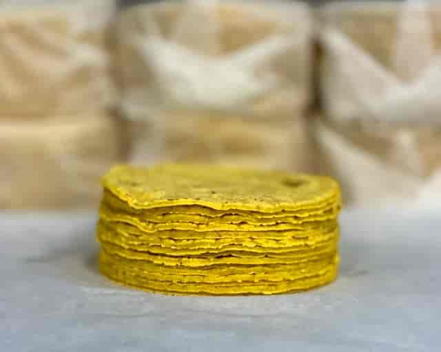 pound of tortillas