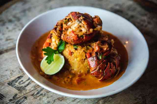 lobster monfongo