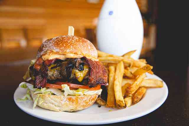 high strike burger