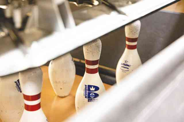 Junior League Bowling