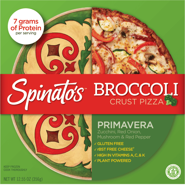 Spinato's Primavera Pizza