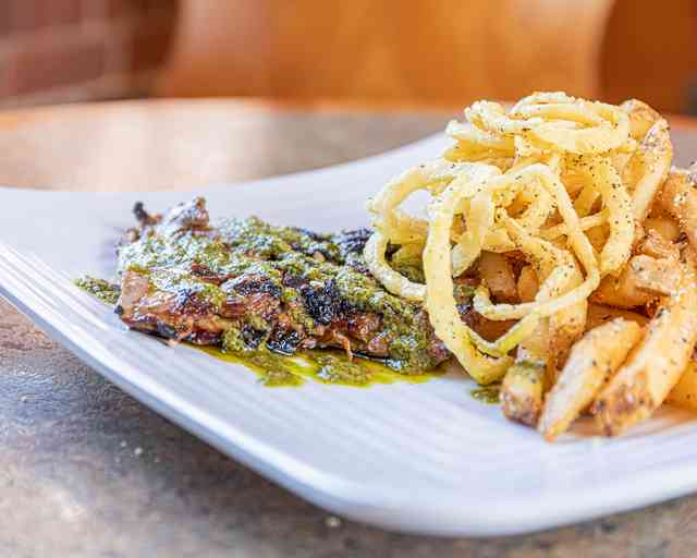 Skirt Steak Frites