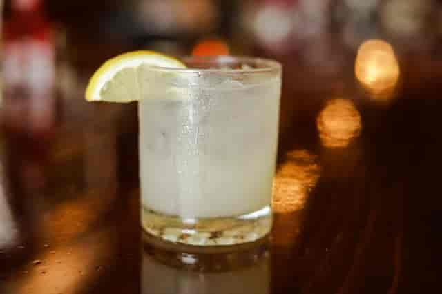 Basil Lemon Gimle