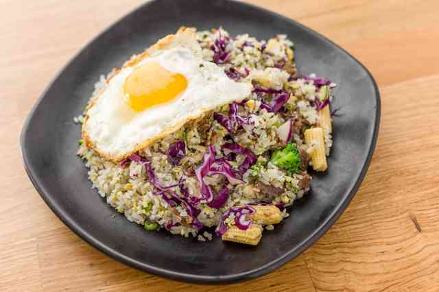 short rib fried rice