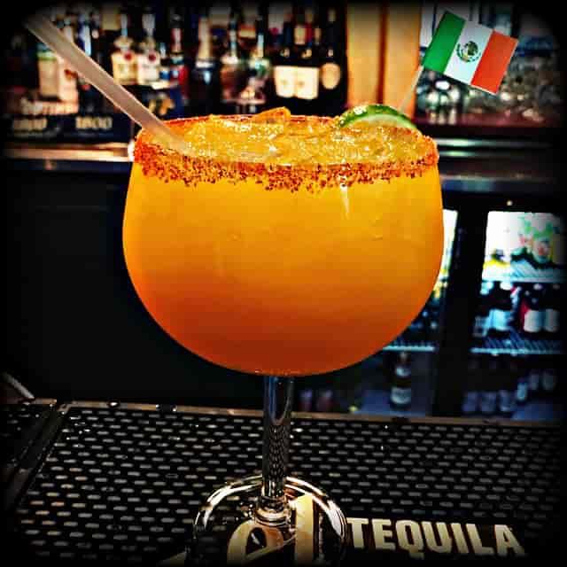 Mango Chili Margarita