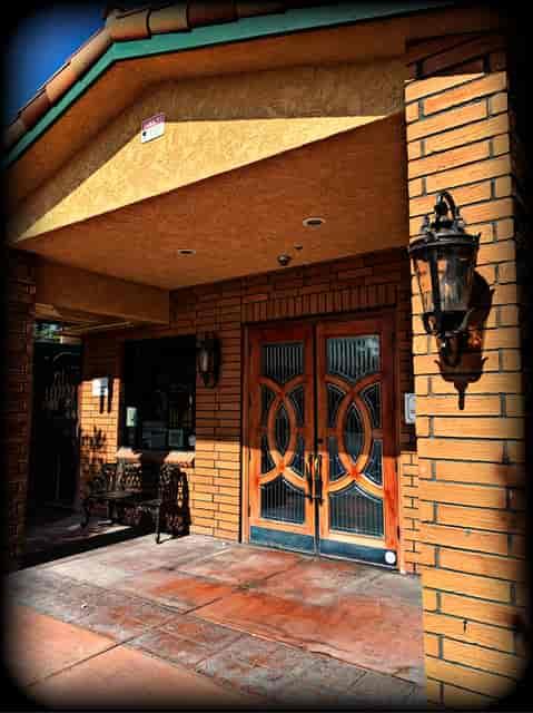 San Bernardino Entrance