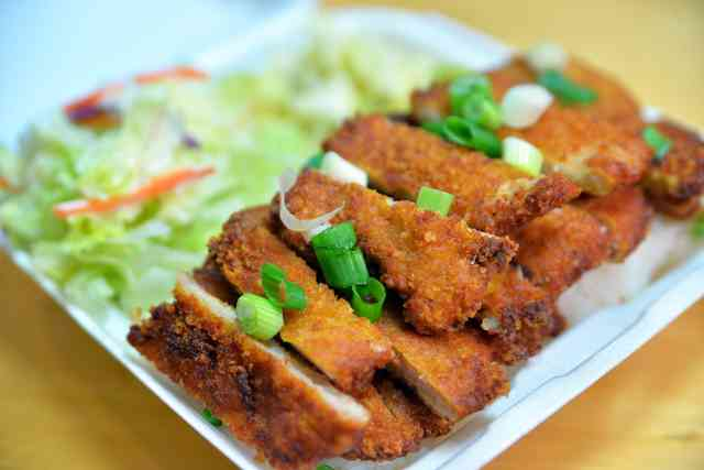 chicken catsu