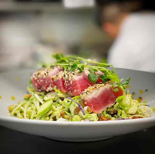 Tuna power salad