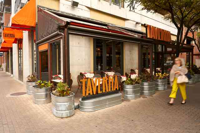 Taverna Downtown Austin