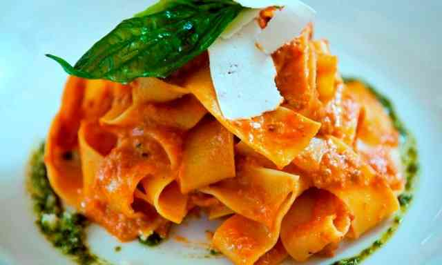 Eat Pasta and Help Italy