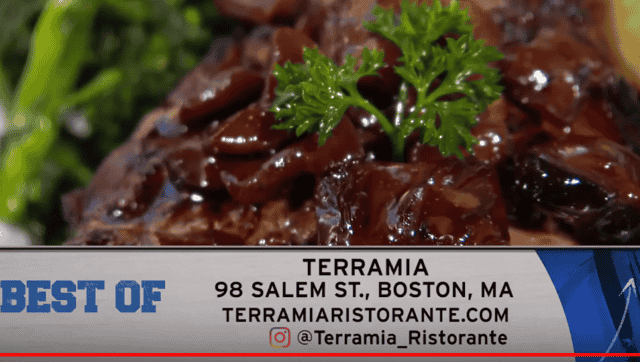 Boston's Best Veal – Dining Playbook
