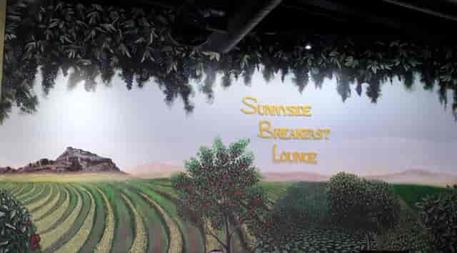 Sunnyside mural