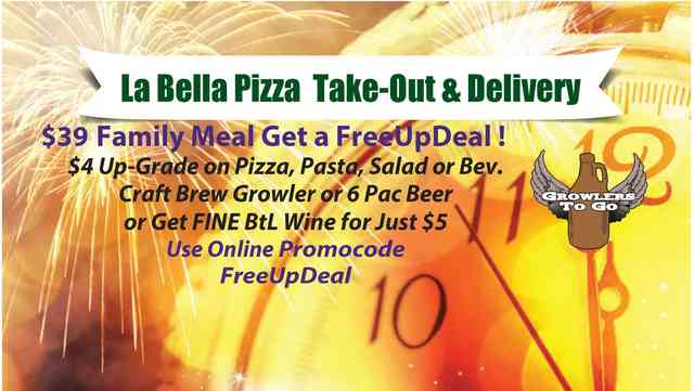 Family Meal Get 1 FreeUpDeal ! Call 6194268820 for Info