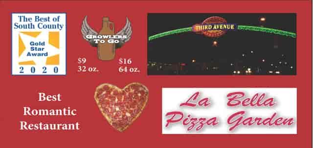 Won Best Romantic Restaurant