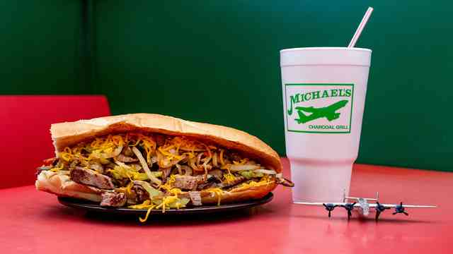 bomber steak sandwich
