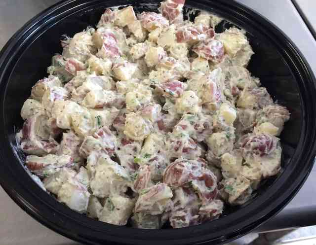 potato salad catering