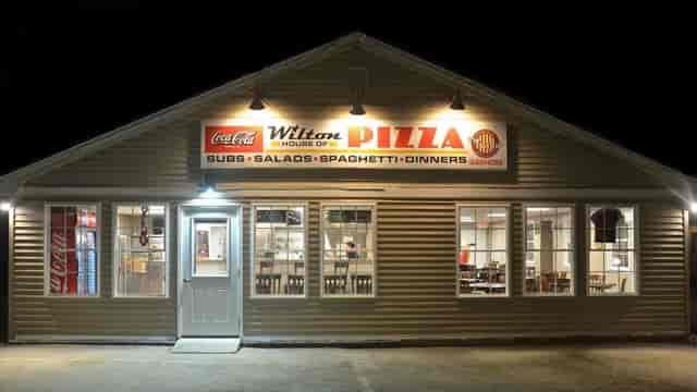 exterior of wilton's restaurant