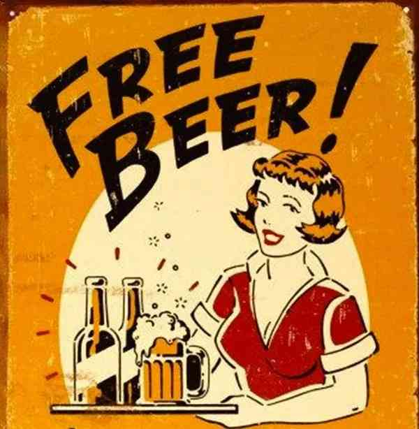 Restaurant 10 Launches FREE BEER campaign.