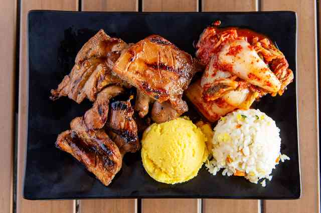 Bulgogi Grilled Chicken