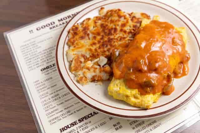 international omelette