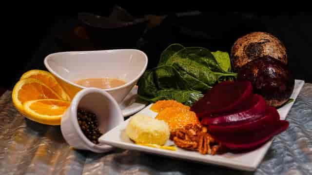 Beet Salad Decon