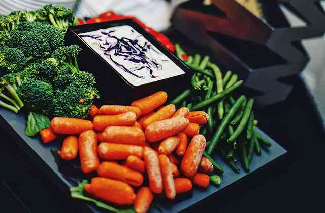 catered tray